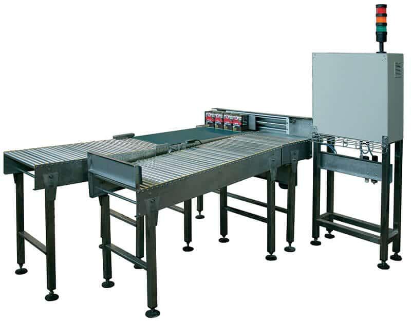 Machines spéciales - table de dépalettisation